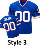 Customizable Buffalo Bills Football Jersey