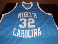Billy Cunningham Tar Heels Throwback Jersey