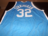 Billy Cunningham Tar Heels Basketball Jersey