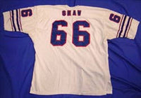 Billy Shaw Bills Jersey