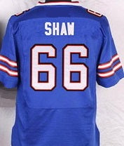 Billy Shaw Buffalo Bills Throwback Jersey