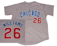 Billy Williams Chicago Cubs Throwback Baseball Jersey