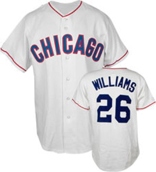 Billy Williams Chicago Cubs Throwback Jersey