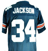 Bo Jackson Auburn Tigers College Throwback Jersey