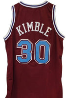 Bo Kimble Loyola Marymount College Throwback Jersey