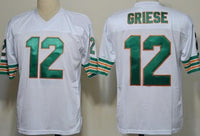 Bob Griese Dolphins Football Jersey
