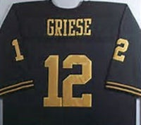 Bob Griese Purdue Boilermakers Football Throwback Jersey