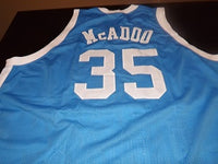 Bob McAdoo Carolina Tarheels Basketball Throwback Jersey
