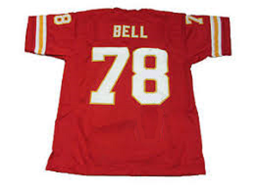 Bobby Bell Kansas City Chiefs Throwback Jersey