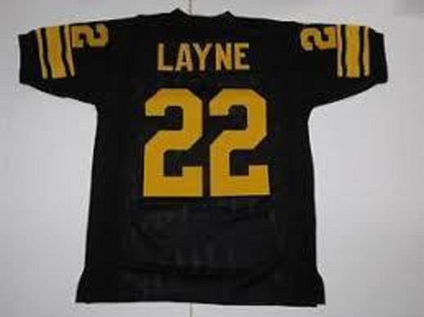 Bobby Layne Pittsburgh Steelers Football Jersey (In-Stock-Closeout) Size 3XL/56 Inch Chest