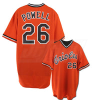 Boog Powell Baltimore Orioles Throwback Jersey