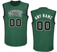 Customizable Boston Celtics Basketball Jersey
