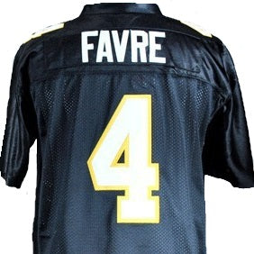 Brett Favre Southern Methodist Throwback Jersey