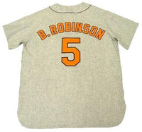 Brooks Robinson 1966 Baltimore Orioles Throwback Jersey