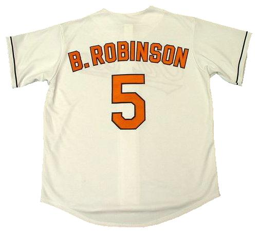Brooks Robinson Baltimore Orioles Home Jersey