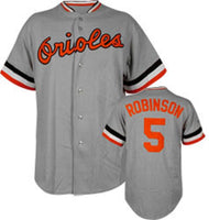 Brooks Robinson Baltimore Orioles Throwback Jersey