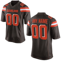 Cleveland Browns Customizable Football Jersey