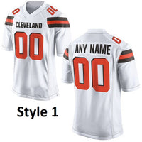 Cleveland Browns Customizable Jersey