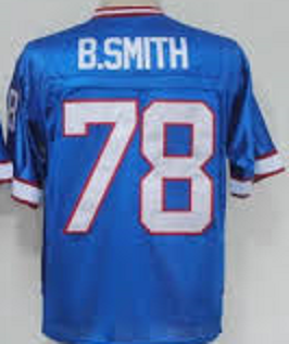 Bruce Smith Buffalo Bills Throwback Football Jersey
