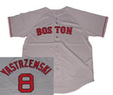 Carl Yastrzemski Boston Red Sox Throwback Jersey