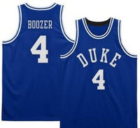 Carlos Boozer Duke Blue Devils College Basketball Jersey
