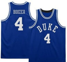the best attitude 54bab bd979 Carlos Boozer Duke Blue Devils College Throwback Basketball Jersey
