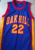 Carmelo Anthony Oak Hill Academy Custom Jersey (In-Stock-Closeout) Size Small/36 Inch Chest