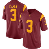 Carson Palmer USC Trojans College Football Throwback Jersey