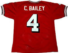 Champ Bailey Georgia Bulldogs Throwback Jersey