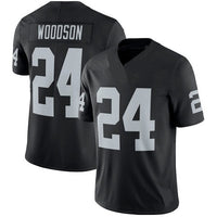 Charles Woodson Oakland Raiders Throwback Football Jersey