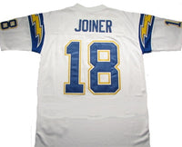 Charlie Joiner Chargers Throwback Jersey