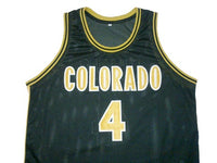 Chauncey Billups Colorado Basketball Jersey