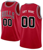 Chicago Bulls Customizable Pro Style Basketball Jersey