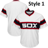 Chicago White Sox Customizable Throwback Jersey