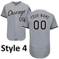 Chicago White Sox Customizable Jersey