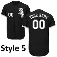 Chicago White Sox Customizable Baseball Jersey