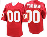 Kansas City Chiefs Style Customizable Jersey