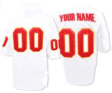 Kansas City Chiefs Customizable Football Jersey