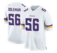 Chris Doleman Minnesota Vikings Throwback Football Jersey