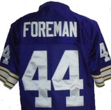 Chuck Foreman Minnesota Vikings Throwback Football Jersey