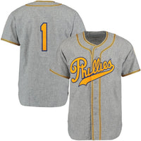 Chuck Klein 1938 Philadelphia Phillies Throwback Jersey