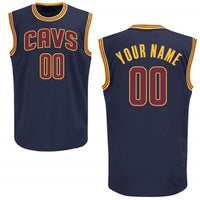 Cleveland Cavaliers Customizable Jersey
