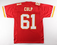Curley Culp Kansas City Chiefs Throwback Jersey