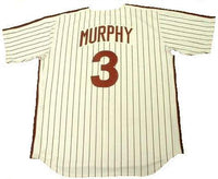 Dale Murphy 1991 Phillies Home Jersey