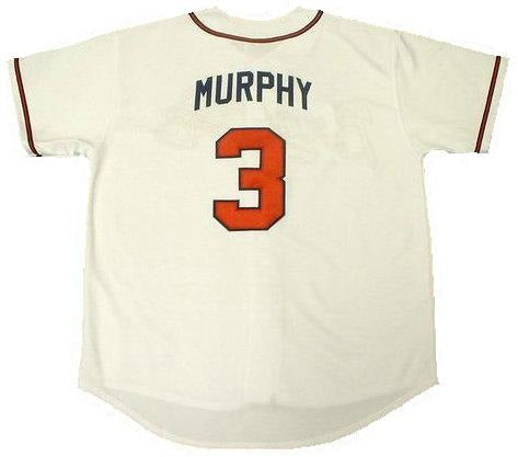 Dale Murphy Atlanta Braves Home Jersey