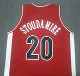Damon Stoudamire Arizona Wildcats College Basketball Throwback Jersey
