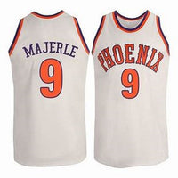 Dan Majerle Phoenix Suns Throwback Basketball Jersey