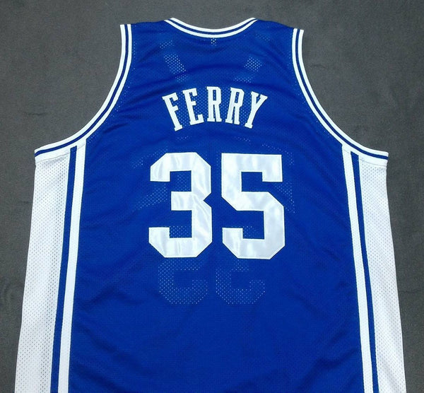 Danny Ferry Duke Blue Devils College Basketball Jersey