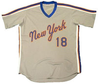Darryl Strawberry New York Mets Throwback Jersey