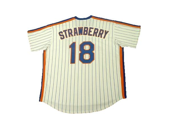 Darryl Strawberry Mets Jersey